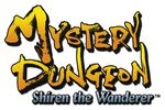 Mystery Dungeon : Shiren the Wanderer - logo
