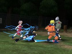 Naruto : Clash of Ninja Revolution   15