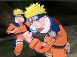 Naruto : Clash of Ninja Revolution   1