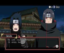 Naruto : Clash of Ninja Revolution   4