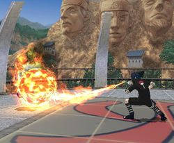 Naruto : Clash of Ninja Revolution   5