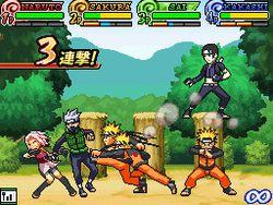 Naruto Shippuden Shinobi Rumble - 1