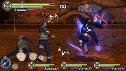 Naruto Shippuden : Ultimate Ninja Heroes 3 - 1