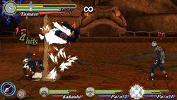 Naruto Shippuden : Ultimate Ninja Heroes 3 - 4