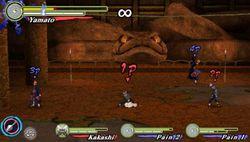 Naruto Shippuden : Ultimate Ninja Heroes 3 - 5
