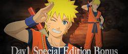 Naruto Shippuden Ultimate Ninja Storm 3 - costume costume