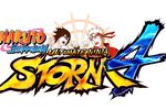 Naruto Shippuden Ultimate Ninja Storm 4 - logo