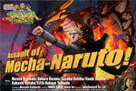 Naruto Shippuden Ultimate Ninja Storm Revolution - Mecha Naruto