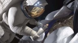 NASA astéroïde espace 3