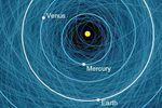 NASA collision astéroïde
