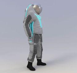 NASA combinaison Z2 technology