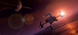NASA drones titan