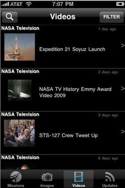 Nasa iPhone 04