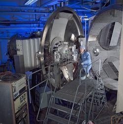 Nasa propulseur ionique record