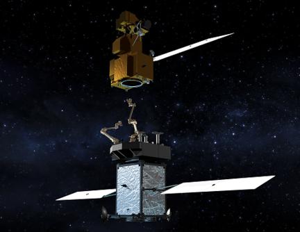 NASA Restore L satellite