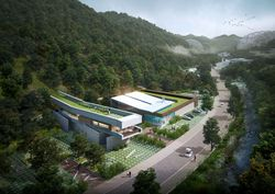 National Research Center for Endangered Species, Yeongyang-gun