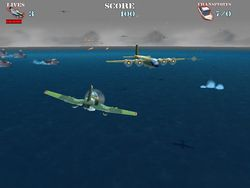 Naval Strike screen 2