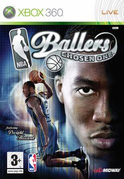 NBA Ballers Chosen One jaquette 360