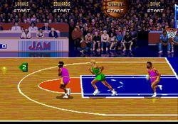 NBA Jam Megadrive