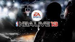 NBA Live 13 - logo