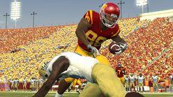 NCAA Football 09   Image 1