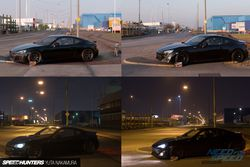 Need for Speed - comparatif real life