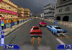 Need for Speed Nitro - DS - 1