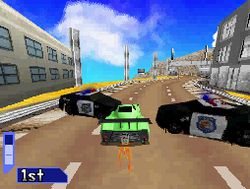 Need for Speed Nitro - DS - 2