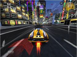 Need For Speed Shift iPad 01