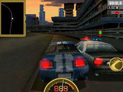 Need for Speed Undercover Ngage 03