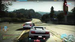 Need For Speed World screen1