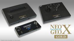 Neo-Geo X Gold