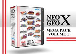 NeoGeo X Classics - 1