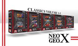 NeoGeo X Classics - 2