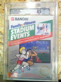 NES Stadium Events