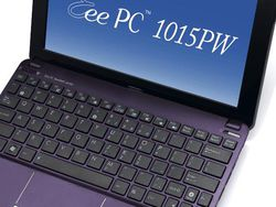 Netbook Asus 1005PW clavier