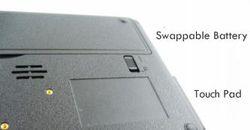 Netbook Navigator NAV7 touchpad