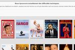 Netflix panne