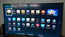 Netflix_sur_TV_connectée_Samsung