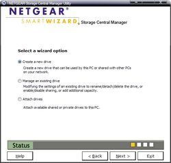 Netgear SC101T Wizard 2