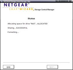 Netgear SC101T Wizard 8