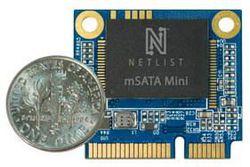 Netlist SATA Mini SSD
