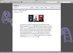 Netquiz Pro screen1