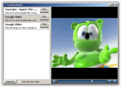 NetVideoHunter screen 2