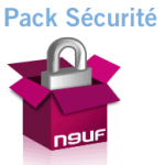 Neuf pack securite