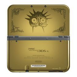 New 3DS XL Zelda Majora Mask - 1