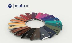 New Moto X couleurs