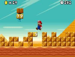 New Super Mario Bros 3 - fan remake