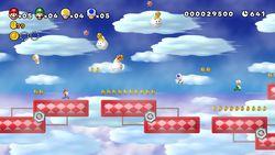 New Super Mario Bros Mii Wii U