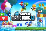 New Super Mario Bros U - artwork